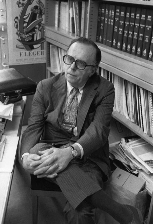 Джозеф «Lick» Ликлайдер: «Интергалактическая компьютерная сеть» и «Симбиоз человека и компьютера» - 7