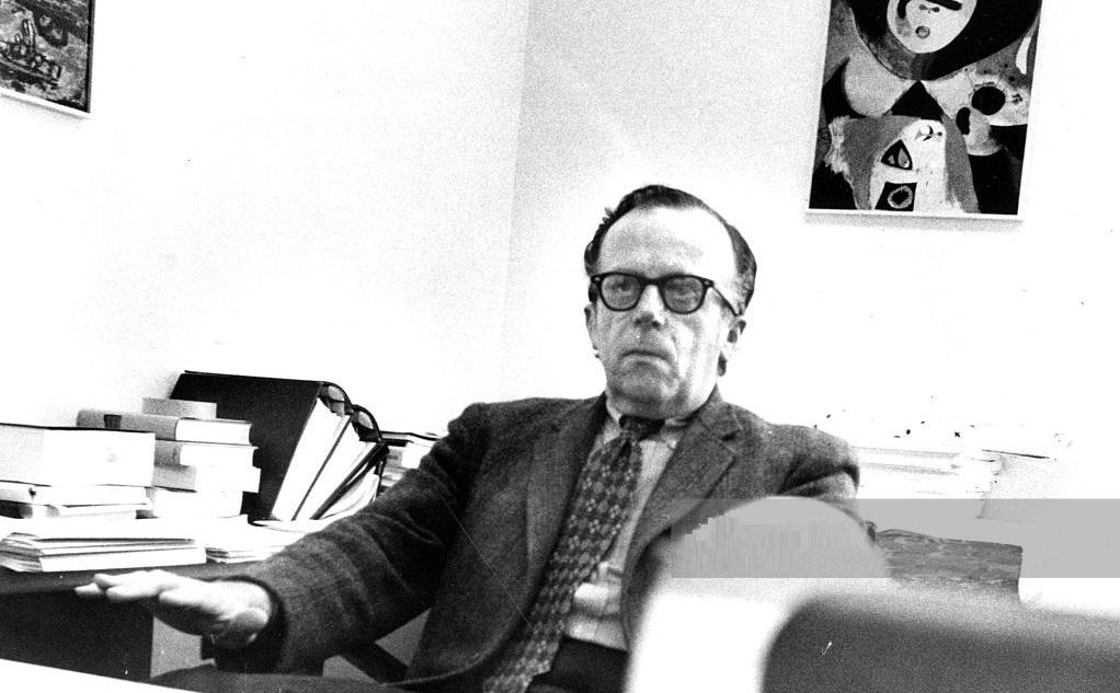Джозеф «Lick» Ликлайдер: «Интергалактическая компьютерная сеть» и «Симбиоз человека и компьютера» - 1