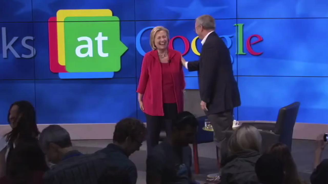 Джулиан Ассанж: Google не то, чем кажется - 1