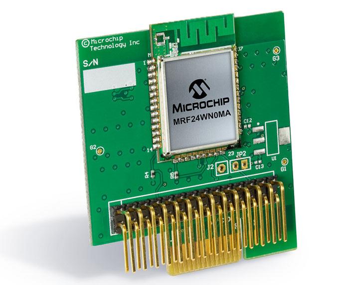 Встраиваемые беспроводные модули предназначены, в том числе, для интернета вещей