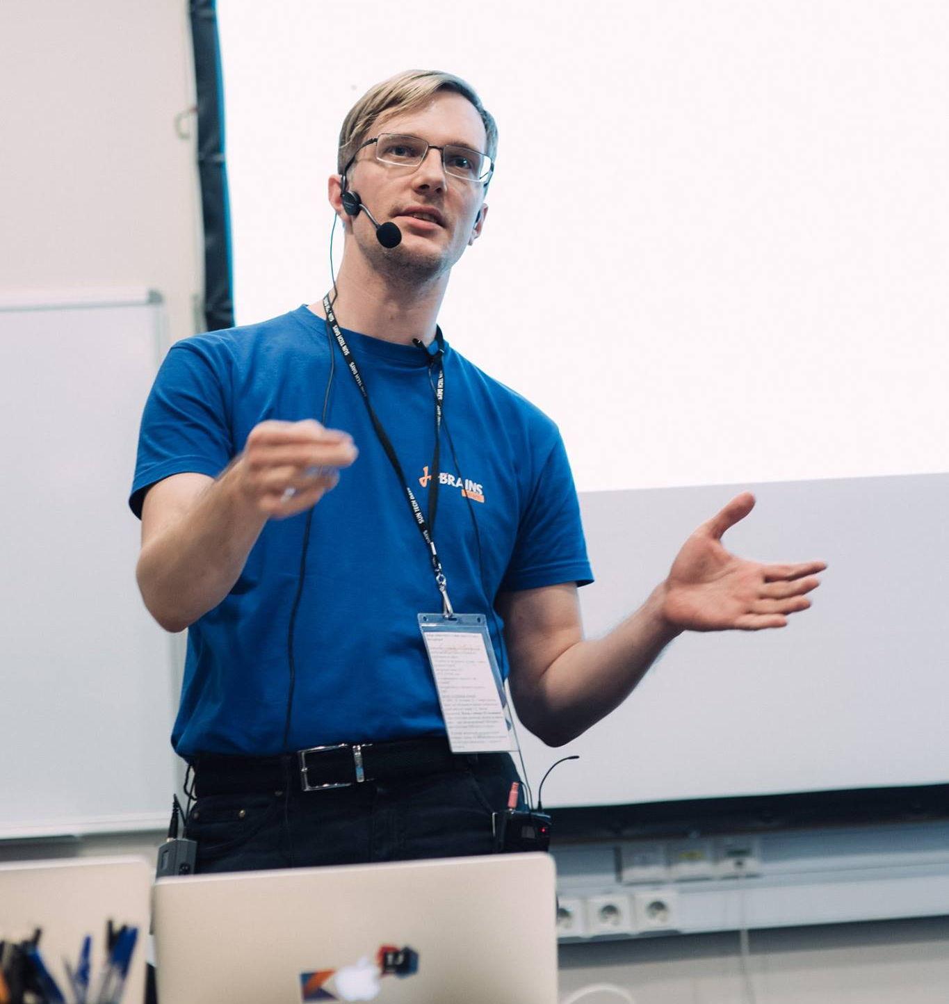 [Москва] Встреча с разработчиками Kotlin - 3