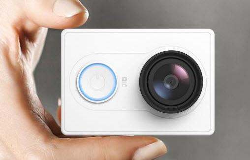 На этой неделе ожидается анонс нового поколения экшн-камеры Xiaomi Yi