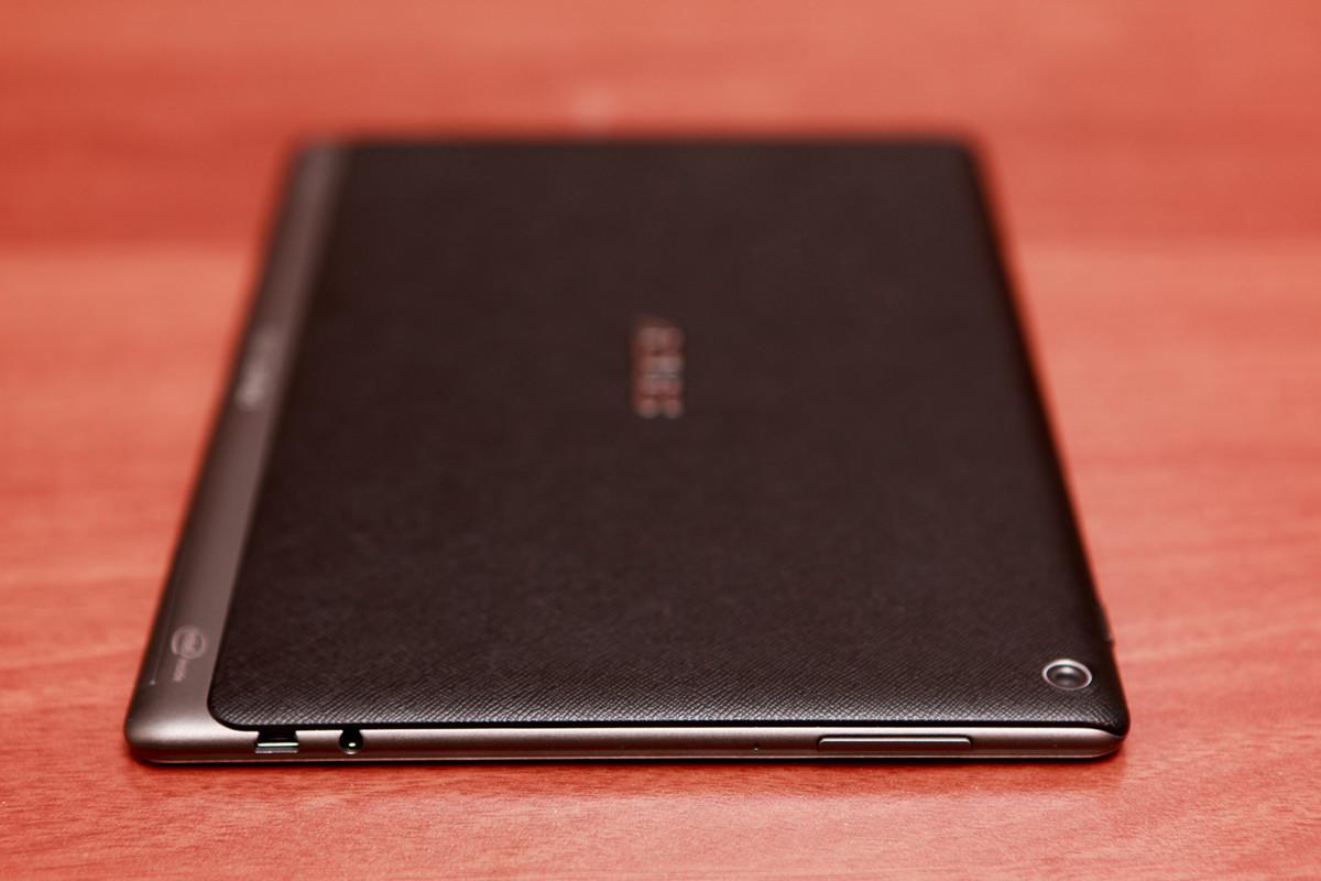 Обзор планшета ASUS ZenPad 10 - 12