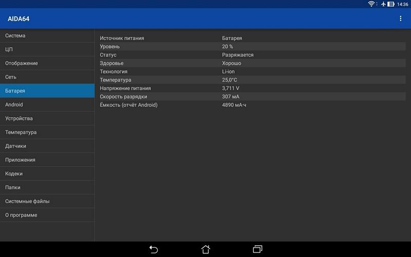 Обзор планшета ASUS ZenPad 10 - 23