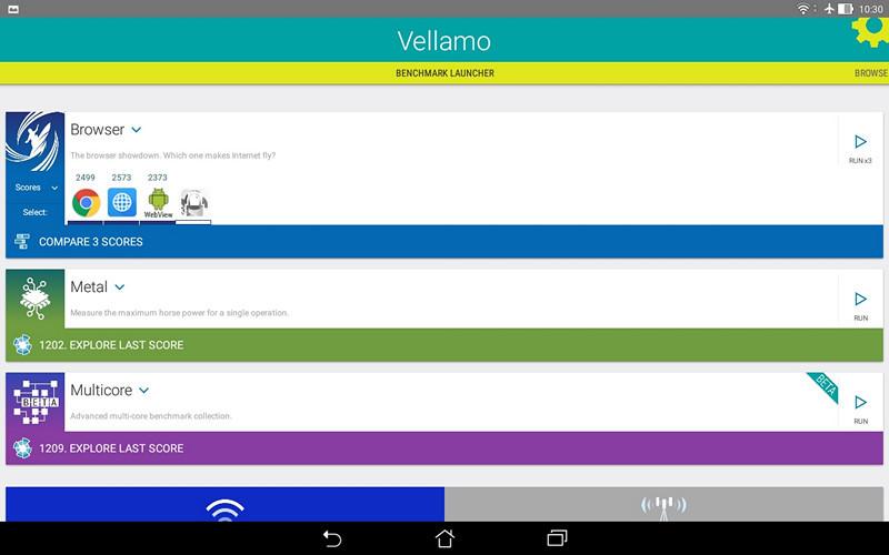 Обзор планшета ASUS ZenPad 10 - 32