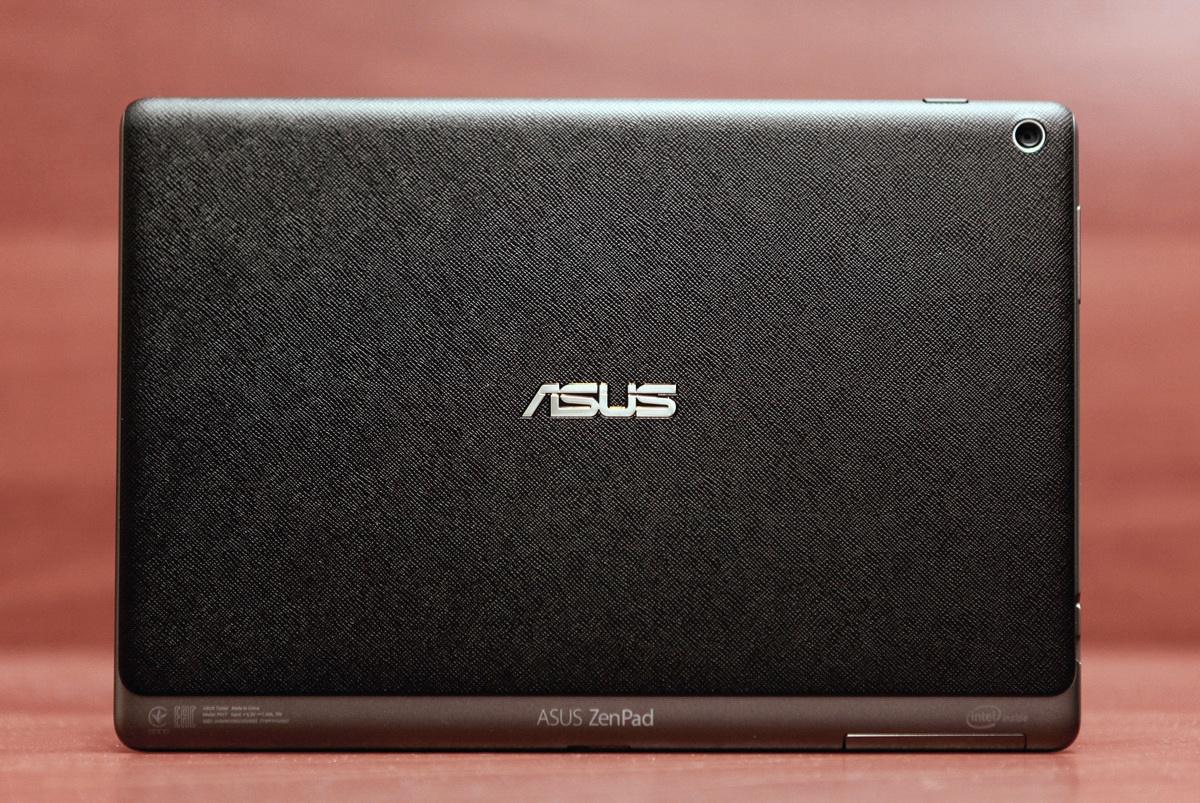 Обзор планшета ASUS ZenPad 10 - 5
