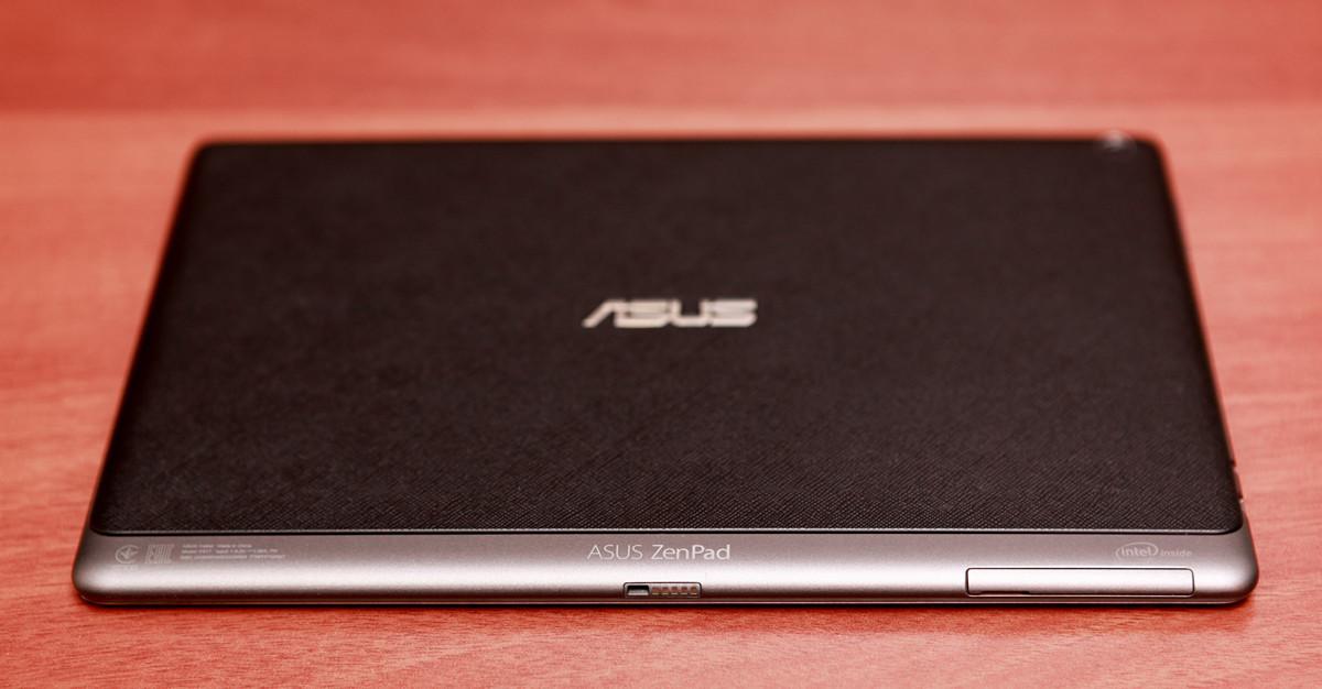 Обзор планшета ASUS ZenPad 10 - 7