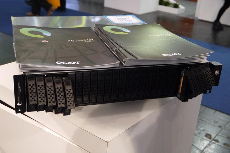 Хранилища Qsan XCube DAS XD5300 и XCube SAN XS5200 конфигурируются в широких пределах