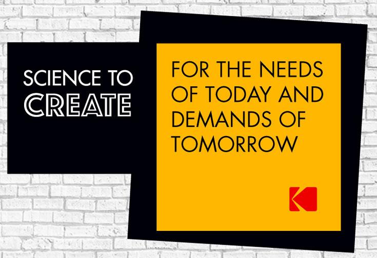По состоянию на конец года в распоряжении Kodak было 547 млн долларов