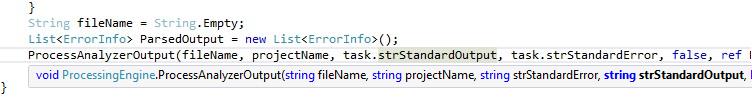 Проверяем исходный код плагина PVS-Studio с помощью PVS-Studio - 2