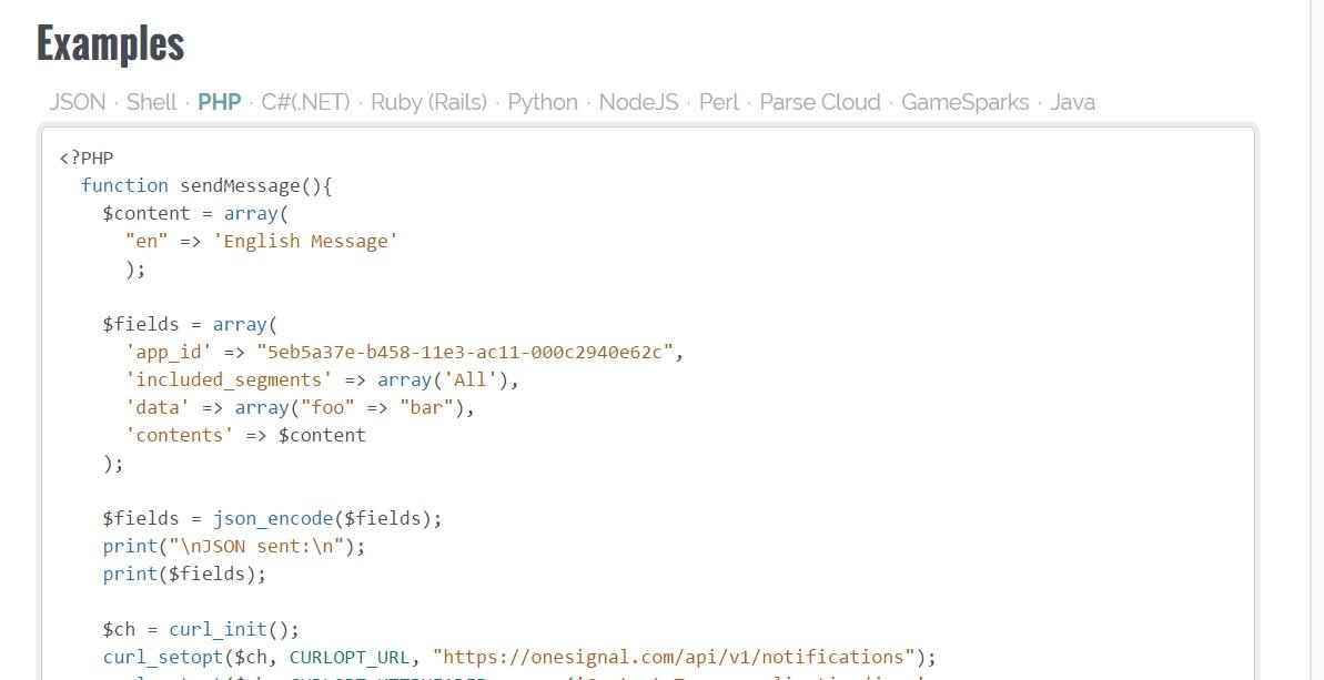 Работа с событиями в Laravel. Рассылка push уведомлений при публикации статьи - 3