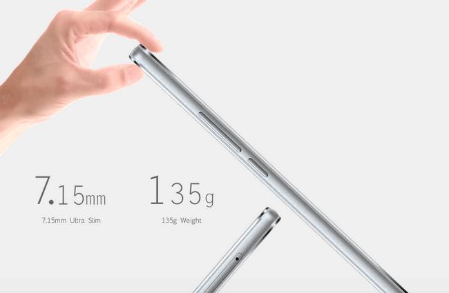 Смартфон Morefine Max 1 предлагает привлекательный дизайн по доступной цене