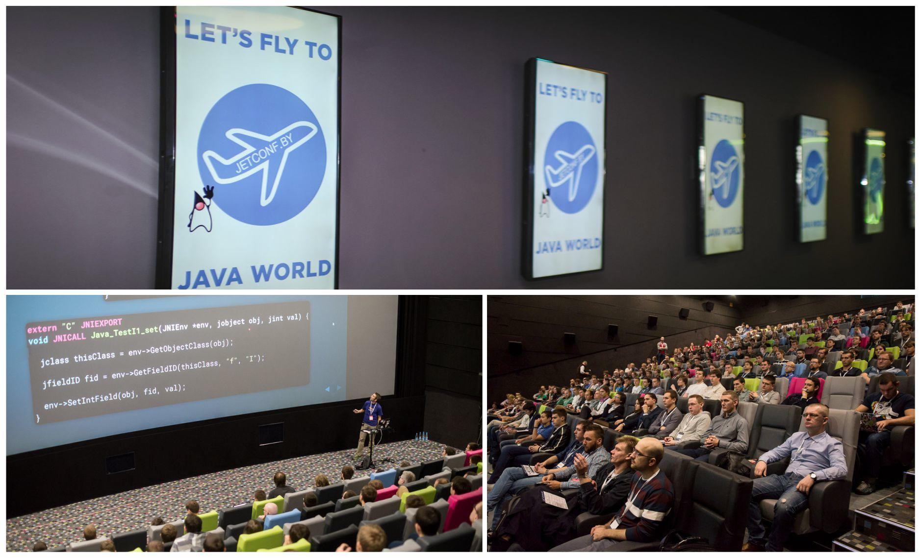 Вспомнить всё: Java-конференция JET. 28 сентября 2015. Отчёт - 2