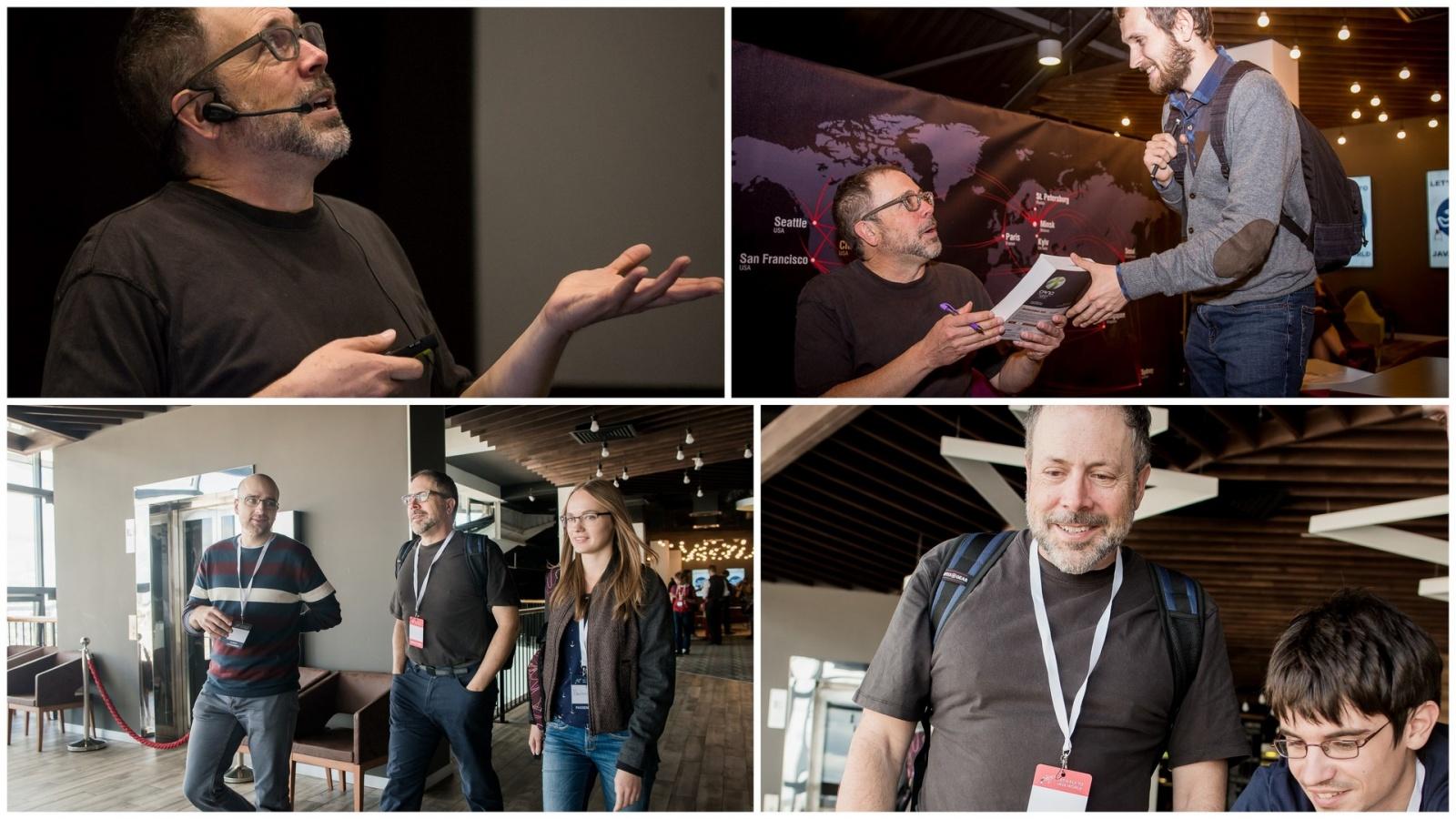 Вспомнить всё: Java-конференция JET. 28 сентября 2015. Отчёт - 3