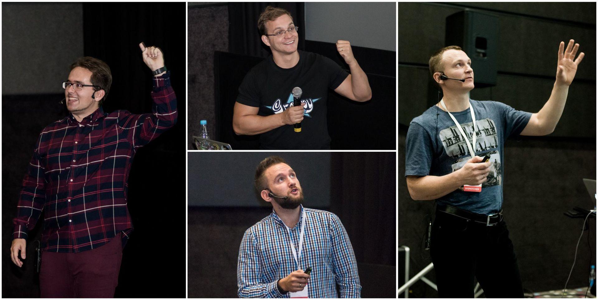Вспомнить всё: Java-конференция JET. 28 сентября 2015. Отчёт - 6
