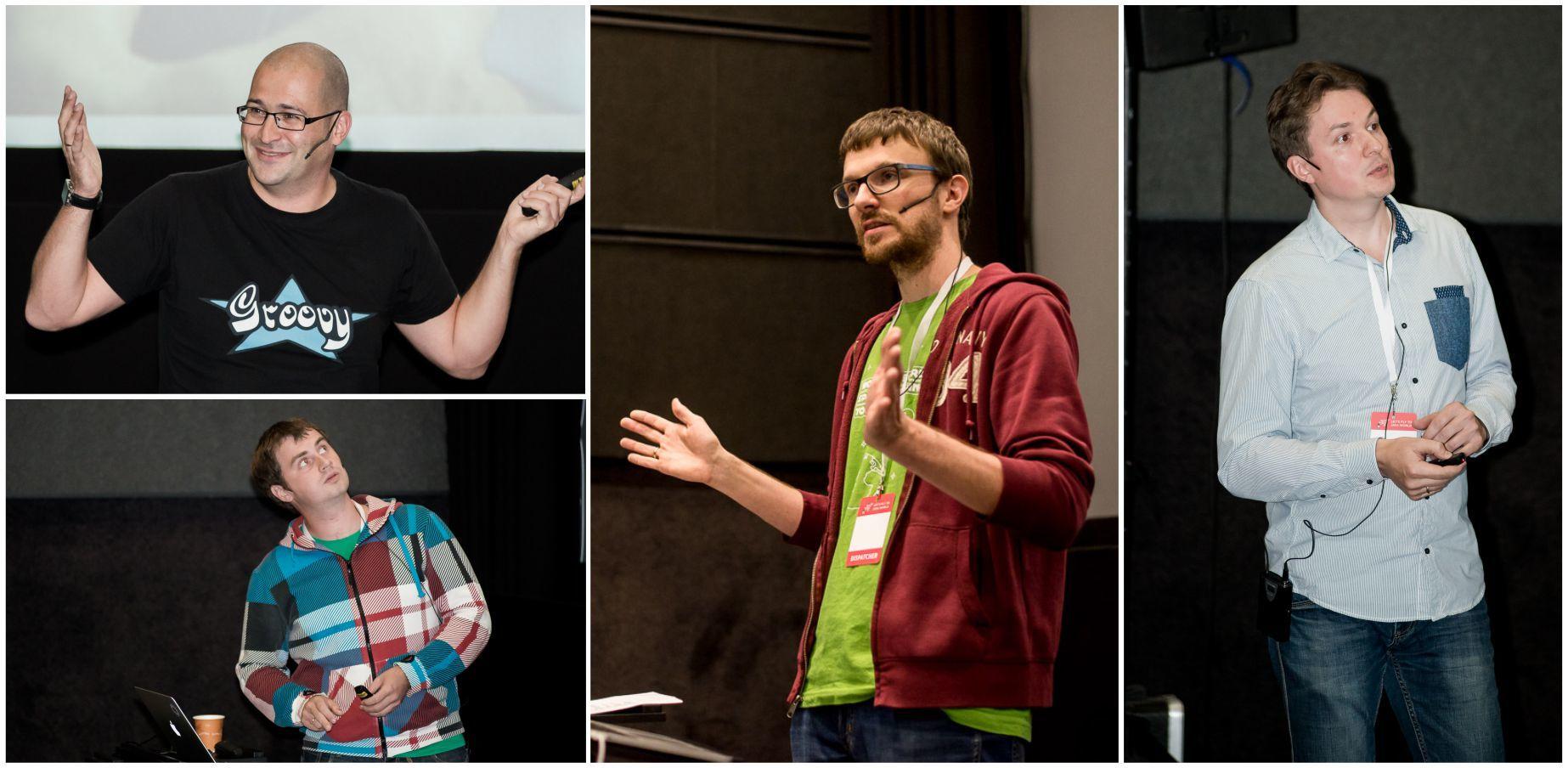 Вспомнить всё: Java-конференция JET. 28 сентября 2015. Отчёт - 7