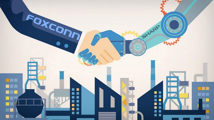 Foxconn потребовала от Shapr финансовый отчёт