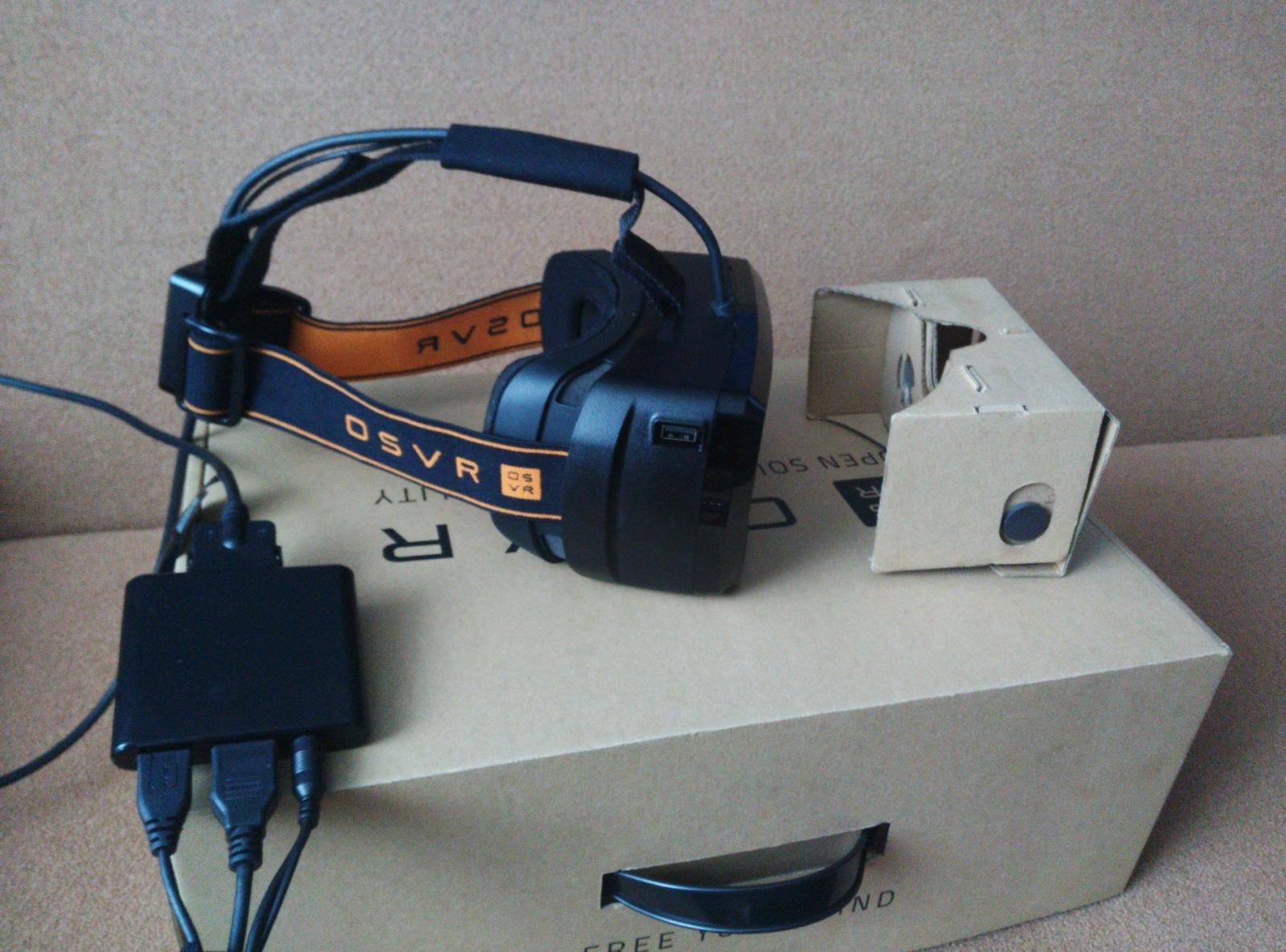 OSVR HDK: обзор и первые впечатления - 4