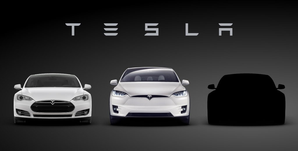 Tesla Model 3 будет представлена 31 марта - 1