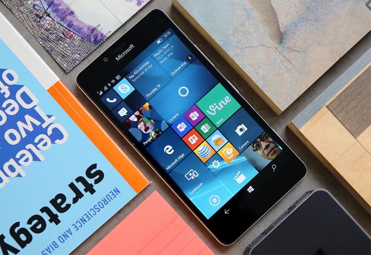 Microsoft сделала доступной ОС Windows 10 Mobile для всех поддерживаемых смартфонов