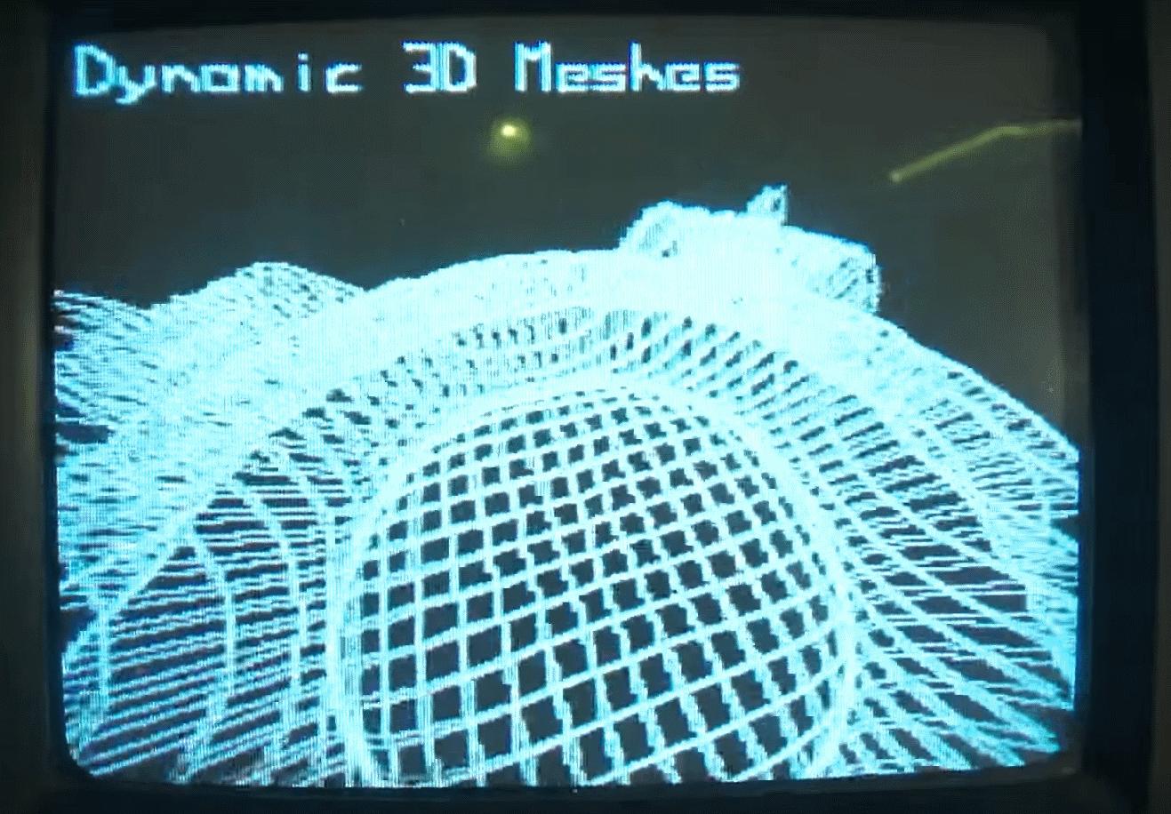 Из ESP8266 сделали аналоговый телевизионный передатчик - 1