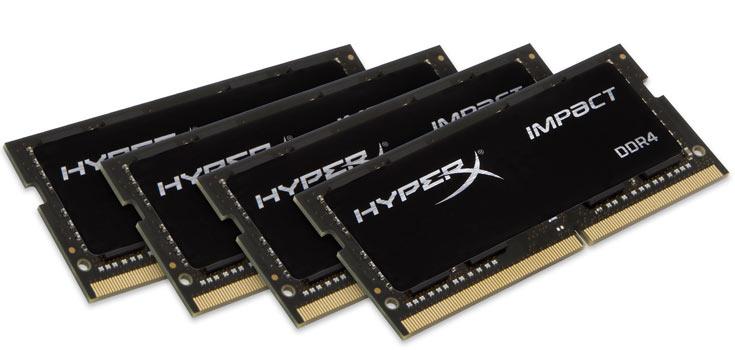 Ранее в линейку HyperX Impact DDR4 входили модули объемом 4 и 8 ГБ, а теперь — и 16 ГБ