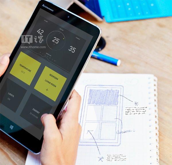 Появилось изображение планшетофона Lenovo с Windows 10 Mobile