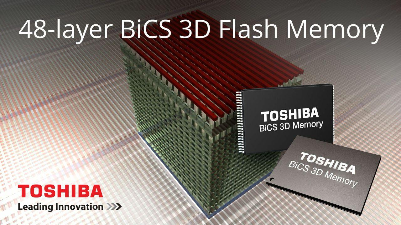 Технология флеш-памяти 3D NAND - 10