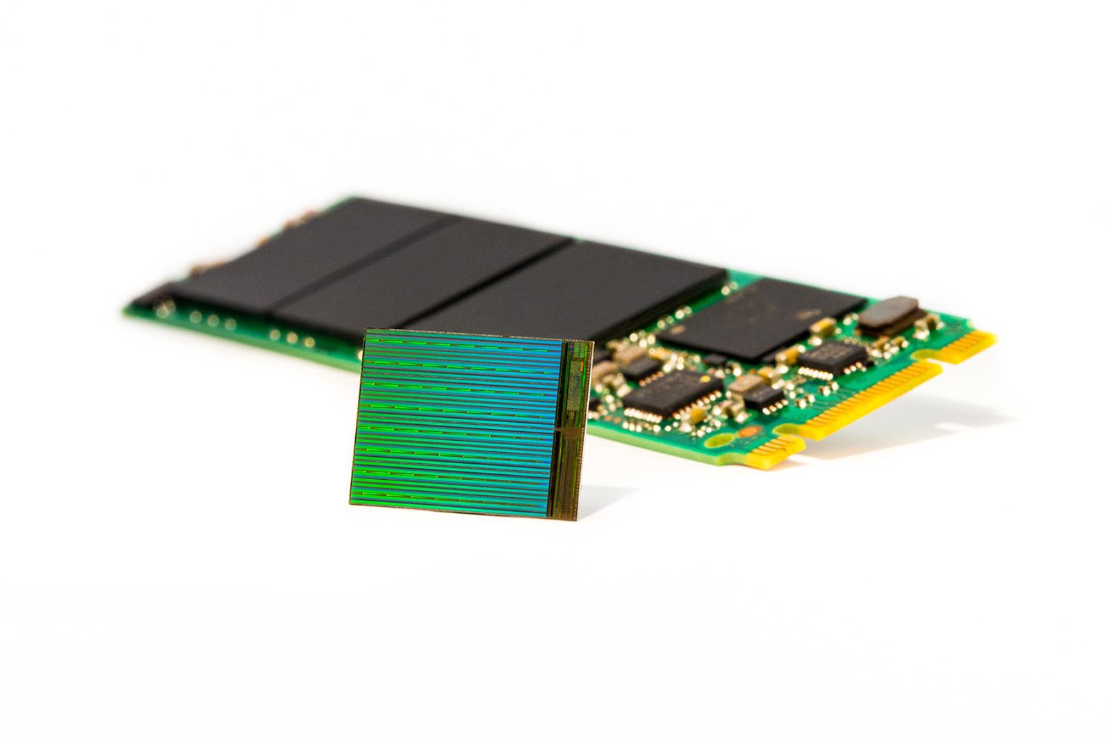 Технология флеш-памяти 3D NAND - 17