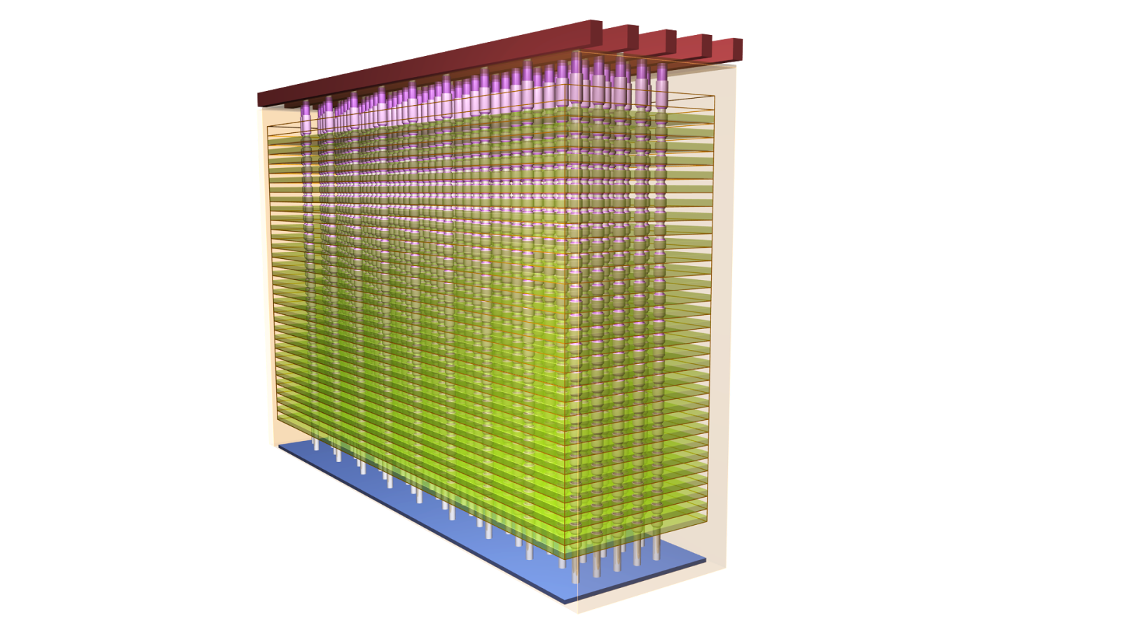 Технология флеш-памяти 3D NAND - 1
