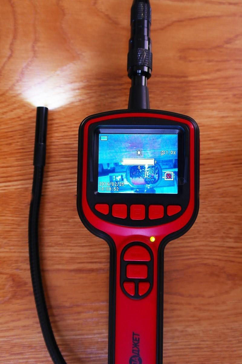 Видеомастер PRO: гибкая камера, которая нужна и дома, и на работе - 11