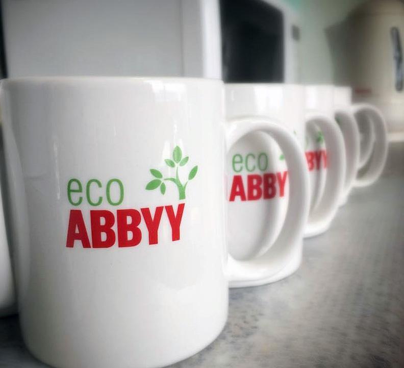 ABBYY: экологичность++. Четыре года спустя - 10