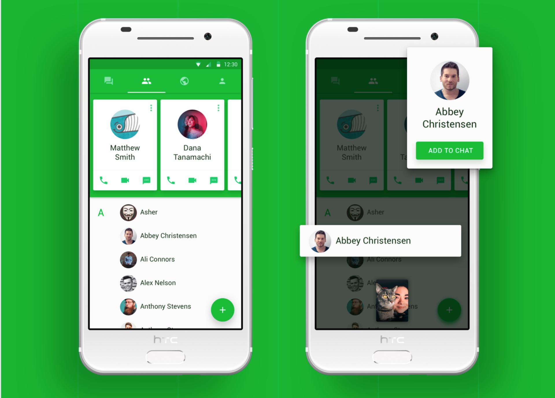 ICQ Contest. Итоги конкурса на редизайн мобильного приложения - 25