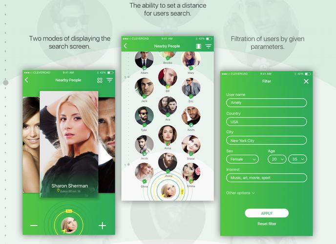 ICQ Contest. Итоги конкурса на редизайн мобильного приложения - 26