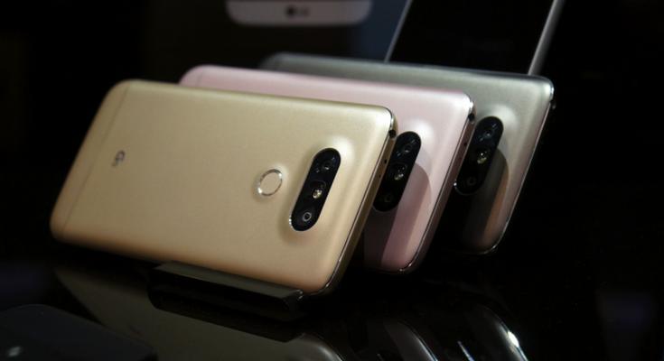 LG научит разработчиков создавать модули для флагманского смартфона