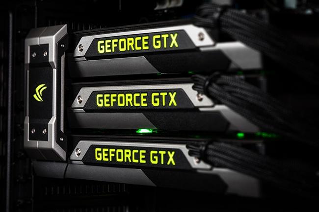 Видеокарта GeForce X80 получит 4096 ядер CUDA