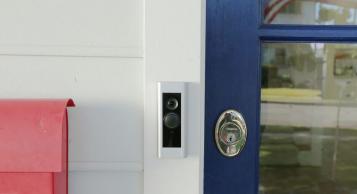 Ring Video Doorbell Pro стоит $250