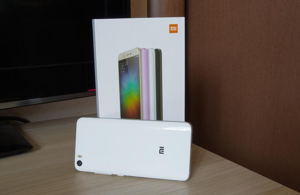 Xiaomi Mi5 — Первое знакомство с новинкой китайской промышленности - 10