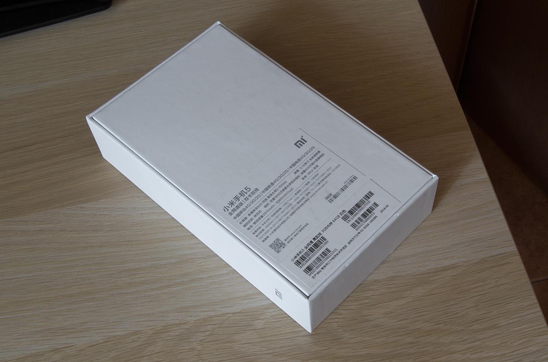 Xiaomi Mi5 — Первое знакомство с новинкой китайской промышленности - 4