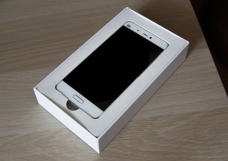 Xiaomi Mi5 — Первое знакомство с новинкой китайской промышленности - 5