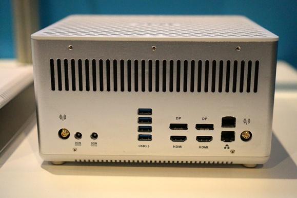 Игровой мини-ПК Zotac Magnus EN980 получил память DDR3L