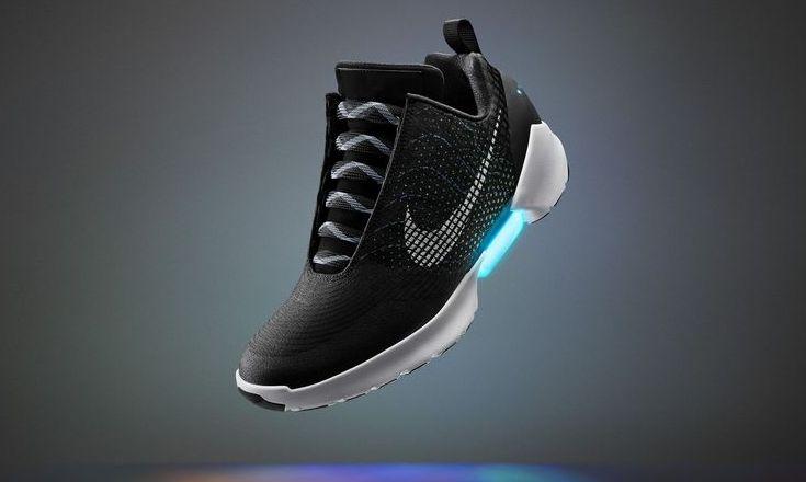 Кроссовки с функцией автоматической шнуровки Nike HyperAdapt 1.0 появятся в трех цветовых вариантах в конце года