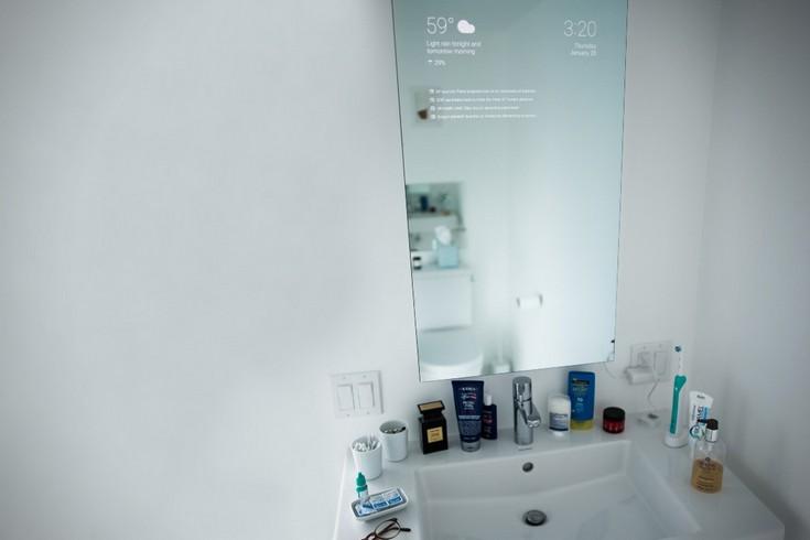 Макс Браун раскрыл всё ПО своего проекта умного зеркала