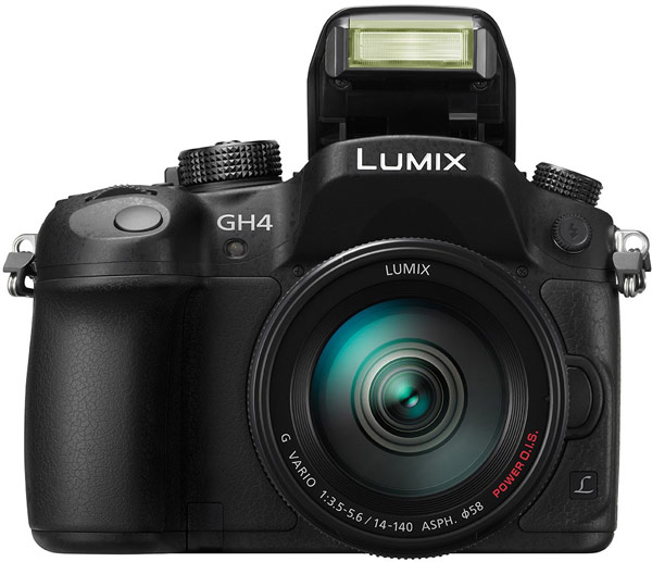 Камера Panasonic Lumix G DMC-GH4 рассчитана на объективы системы Micro Four Thirds