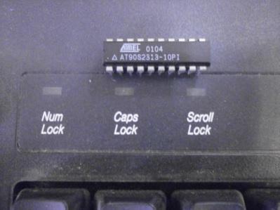 Особенности программирования микроконтроллеров посредством клавиатуры - 1
