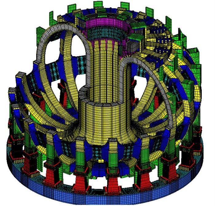 Изготовлен первый пакет обмотки для тороидальной катушки сверхпроводящего магнита ITER - 3