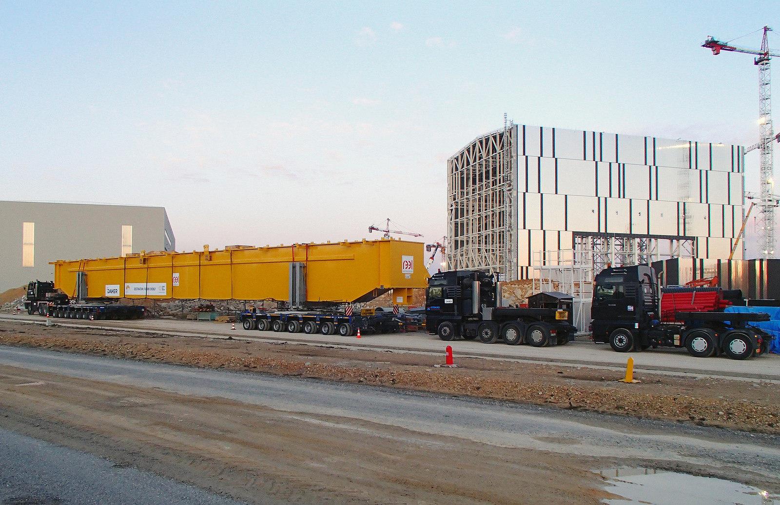 Изготовлен первый пакет обмотки для тороидальной катушки сверхпроводящего магнита ITER - 4