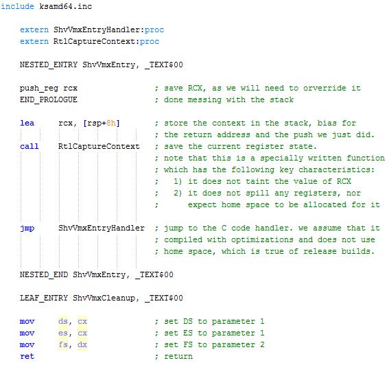 На GitHub опубликован исходный код компактного гипервизора - 3