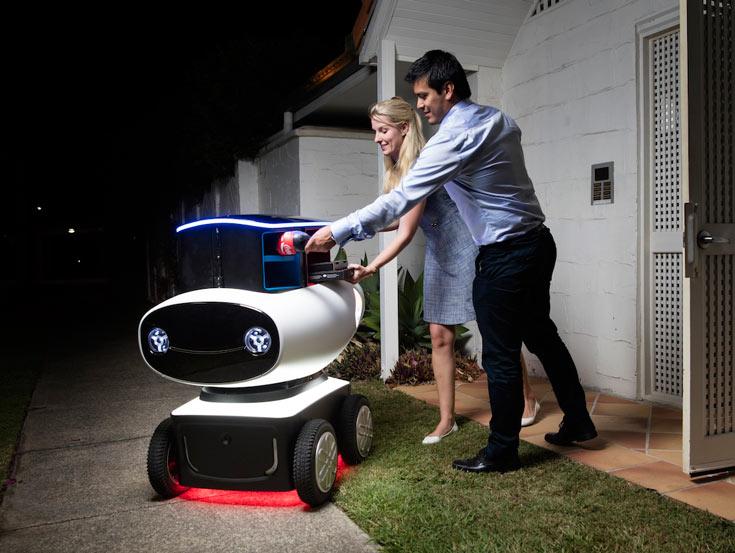 Когда беспилотные автомобили появятся на улицах, там уже будут работы, развозящие пиццу