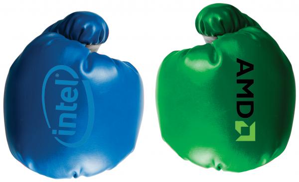 Intel хочет лицензировать у основного конкурента какие-то технологии
